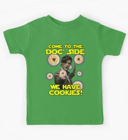 Come to the Doc' Side Kids Tee