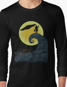 The Doctor's Nightmare Before Christmas Long Sleeve T-Shirt
