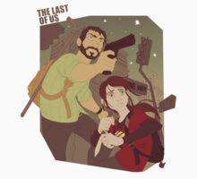 The Last of Us Kids Tee
