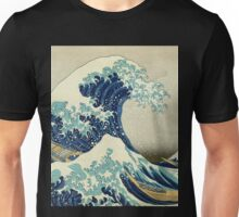 Great Wave off Kanagawa Unisex T-Shirt