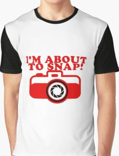 About to SNAP v2 Graphic T-Shirt