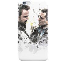 Aaron Paul and Hugh Dancy iPhone Case/Skin