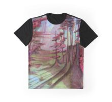 Cherry Wood Graphic T-Shirt