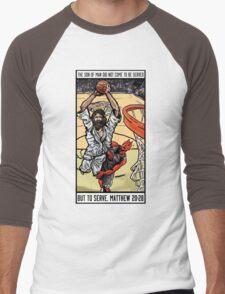 Ball is Life Men's Baseball ¾ T-Shirt