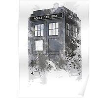 TARDIS - Doctor Who Poster