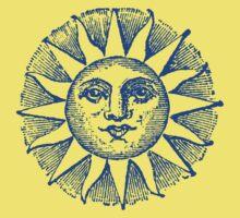 Vintage Sun Baby Tee