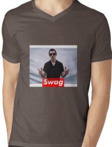 Alex Turner Mens V-Neck T-Shirt