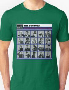 A Wibbly-Wobbly Timey-Wimey Day's Night Unisex T-Shirt