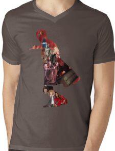 The Eleventh Hour Mens V-Neck T-Shirt