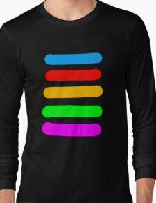 Graffiti Colours Long Sleeve T-Shirt