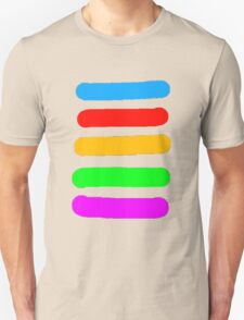Graffiti Colours Unisex T-Shirt