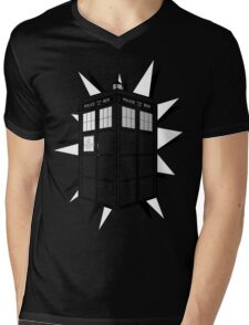 Type 40 TARDIS Mens V-Neck T-Shirt