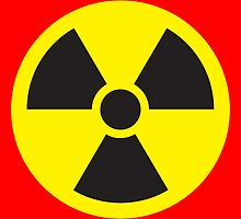 Nuclear Symbol by monsterplanet