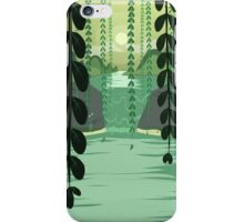 Misty Marsh iPhone Case/Skin