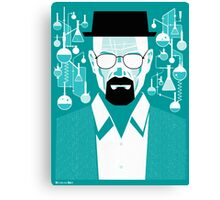 Walt - Breaking Bad Canvas Print