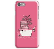 Cup of Tea Cat iPhone Case/Skin