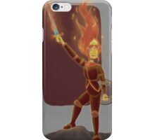 Phoebe the Flame King iPhone Case/Skin
