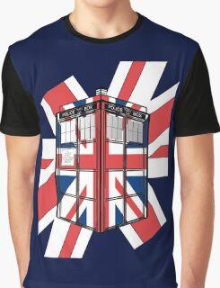 Type UK TARDIS Graphic T-Shirt