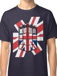 Type UK TARDIS Classic T-Shirt