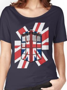 Type UK TARDIS Women's Relaxed Fit T-Shirt