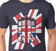 Type UK TARDIS Unisex T-Shirt