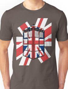 Type UK TARDIS Unisex T-Shirt