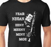 FEAR EENY MEENY MINY MOE Unisex T-Shirt