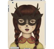 Don't Change iPad Case/Skin