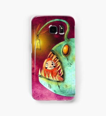 Daruma Travels Samsung Galaxy Case/Skin