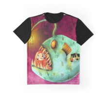 Daruma Travels Graphic T-Shirt