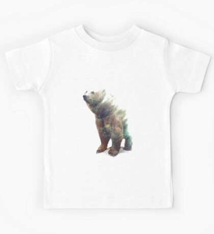 One With Nature V2 #redbubble #lifestyle Kids Clothes