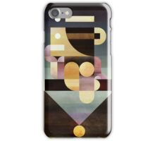 Unstable thinker iPhone Case/Skin