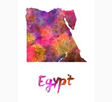 Egypt in watercolor Unisex T-Shirt