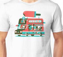 Ice-cream Truck Unisex T-Shirt
