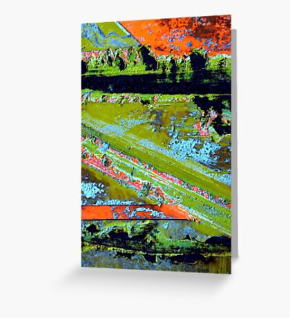 il take you to a place youve never been Greeting Card