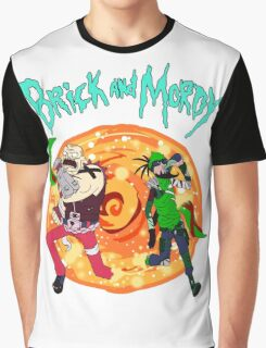 brick and mordy Graphic T-Shirt