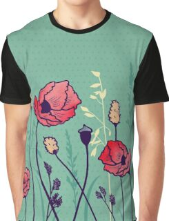 Summer Field Graphic T-Shirt
