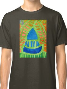 Sailing Boat in bright Sunshine Classic T-Shirt