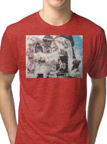 I see you walking by - Anne Winkler Tri-blend T-Shirt