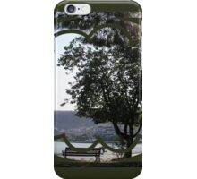 spherical point of view iPhone Case/Skin
