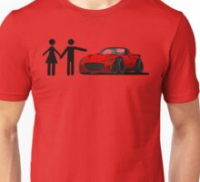 Miata MX-5 Love Unisex T-Shirt
