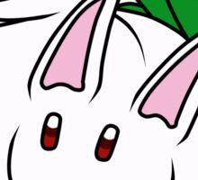 Fluffy Lunatic Sticker