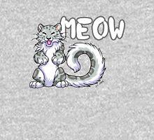 Snow leopard meow Unisex T-Shirt