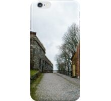 On Sveaborg - Suomenlinna in Finland iPhone Case/Skin