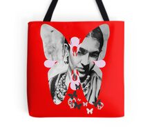 Frida-Red Tote Bag
