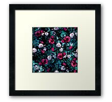 RPE FLORAL ABSTRACT III Framed Print
