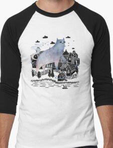 The Fog Men's Baseball ¾ T-Shirt