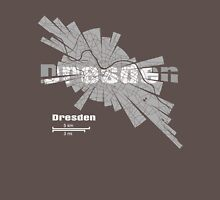 Dresden Map Unisex T-Shirt