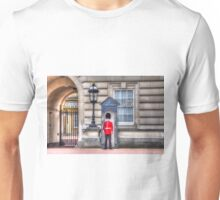 Buckingham Palace Queens Guard Unisex T-Shirt