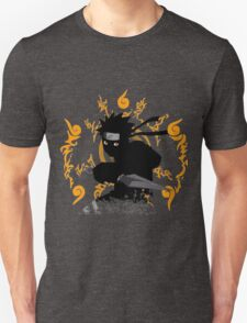 black ninja Unisex T-Shirt